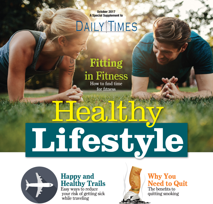 Healthy Lifestyle October 2017