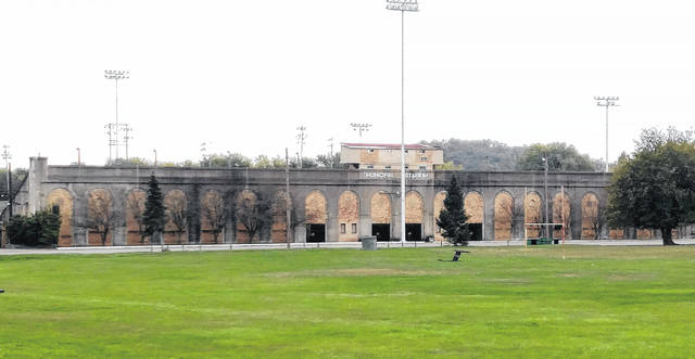 Spartan Municipal Stadium, once home to Portsmouth's own NFL team, is a relic that Preservation Ohio has deemed worthy of endangered status.