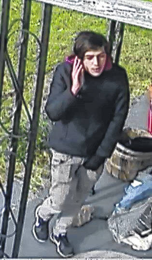 Portsmouth Police Department is looking for an individual who may have information regarding a burglary that took place Saturday afternoon on Lincoln Street in Portsmouth.