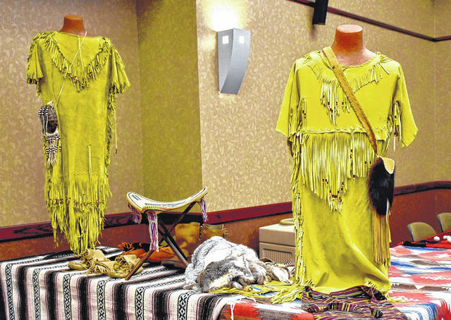 In honor of Native American Heritage Month, Shawnee State University is hosting a Native American Cultural Festival from 9 a.m. to 5 p.m. on Thursday and Friday, Nov. 16 and 17 in the Sodexo Ballroom in the Morris University Center.