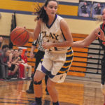 Lady Tigers claw past Lady Panthers, 56-49
