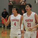 Tigers take Eagles to wire, fall 59-54