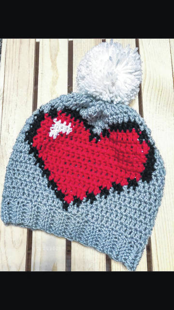 Kayla's Crafts recently came under a social media attack after the owner posted about a negative experience with another business. Owner Kayla Munion has an online business making crocheted items such as the one pictured.
