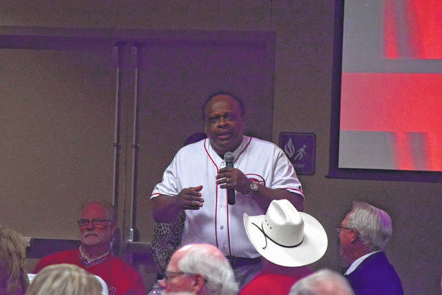 "Al Oliver speaks about Gene's character and faith, car rides with Gene, and the ""team"" that routinely traveled with the pair, which included local greats Don Gullett and Johnnie LeMaster."