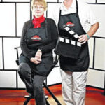 Husband-and-wife team featured as celebrity chefs
