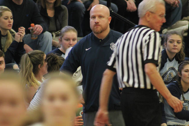 Notre Dame's J.D. McKenzie was named as the Division IV Coach of the Year on Monday evening. Nine other Scioto County players joined McKenzie on the Division III and Division IV Girls Basketball All-Ohio lists that were released with the individual awards for each division.