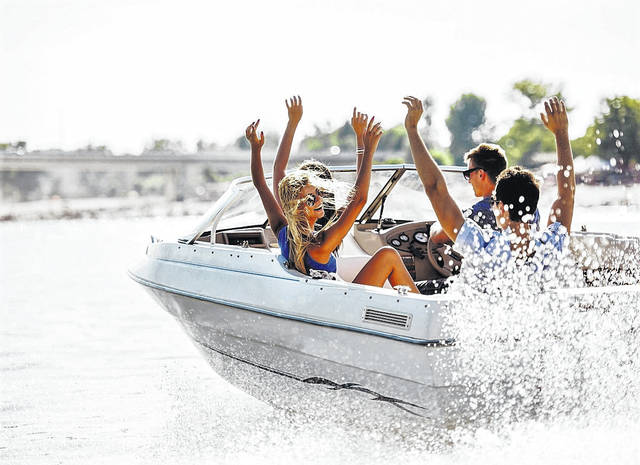 National Safe Boating Week promotes and educates people on the importance of responsible boating and wearing a life jacket while on the water.