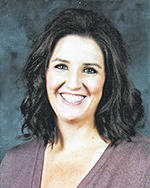 Megan Large, Bloom-Vernon High School Teacher of the Year, District 10