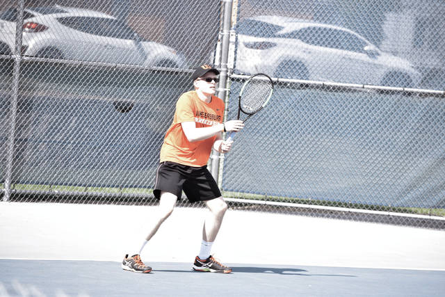 Wheelersburg's Drew Jackson will make his second consecutive OHSAA Division II Singles Tournament appearance in the sport of tennis on Friday morning after winning the Division II East/Southeast District Tournament.