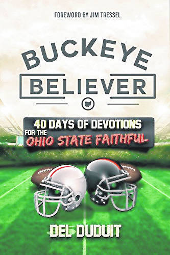 Del Duduit's new book uses moments in Ohio State football history.