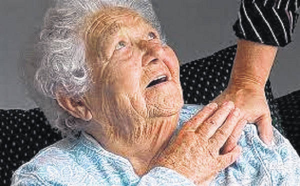 Friday is World Elder Abuse Awareness Day.