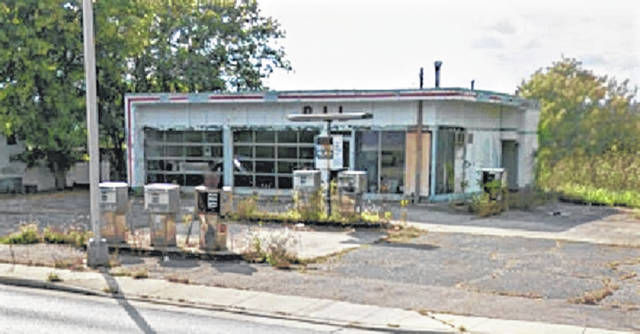 "An abandoned gas station at 2617 Scioto Trail ""has been a nuisance and an eyesore to our community for many years,"" and demolition of the structure and reclamation of the property is scheduled to begin Monday."