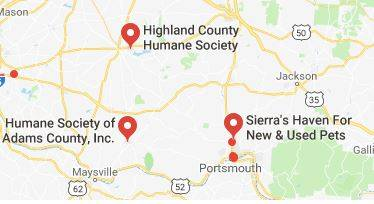 Local Humane Society chapters.