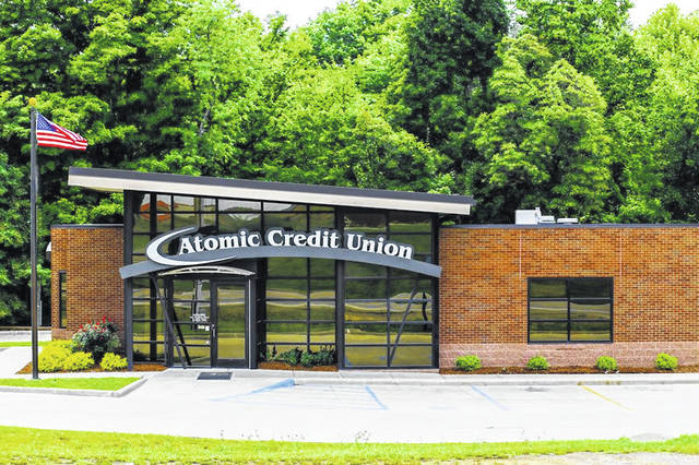 The Minford Branch of The Atomic Credit Union