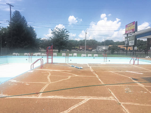 McKinley Pool