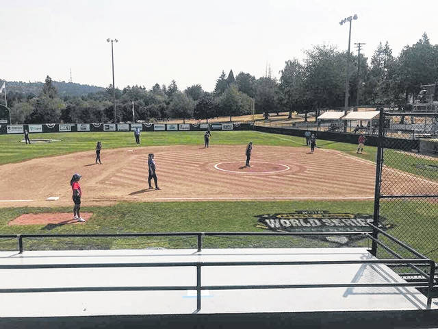 The Burg LL softball team will begin their tournament run in the Little League Softball World Series in Portland, Oregon Monday evening.