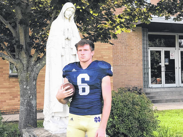 Titans Senior Ben Mader looks to bolster both sides of the ball to an SOC title this season