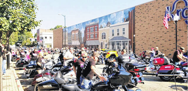 The ride took place on Oct. 6 and riders departed from Frank N Steins at around 11:30.
