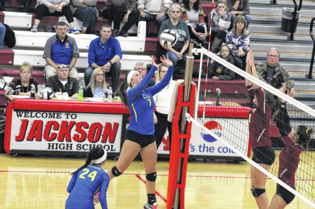 Clay senior Jensen Warnock was named SOC II and Division IV district 14 player of the year earlier this week.