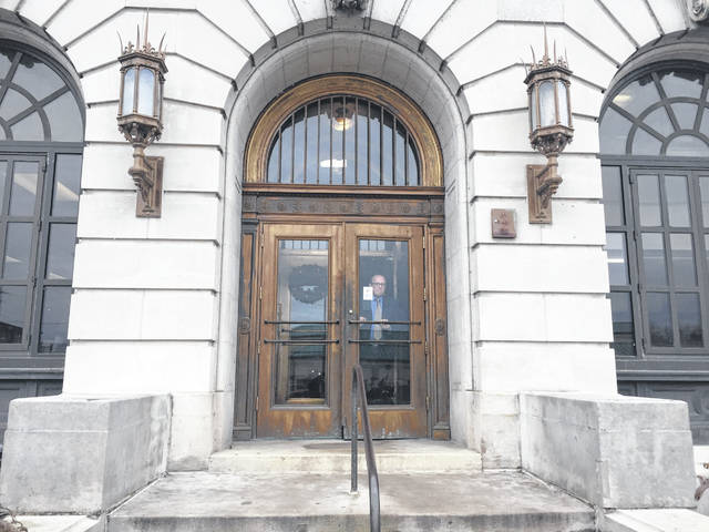 The doors to the Scioto County Courthouse on the Seventh Street side will be locked starting Jan. 1, 2019 for security purposes. All visitors at the courthouse will be asked to enter and exit on the Sixth Street side of the building.