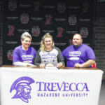 SW's Cook signs with Trevecca Nazarene