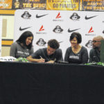 Holden signs with Wright State BB