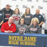 Dettwiller inks LOI with Saint Francis