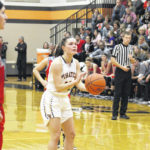 Lady Pirates prevail over Minford, 41-35