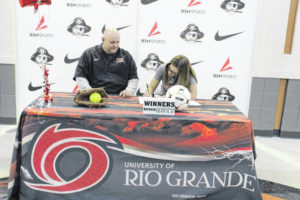 Risner signs with Red Storm