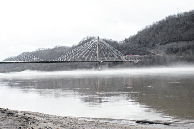 "Although the Ohio River runs high as the new year approaches, the 2019 ""James Sadler Memorial"" Polar Plunge will go as planned on New Years Day."