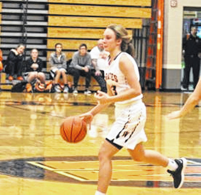 STOCK PHOTO: After taking an 18-point lead, Wheelersburg stifled a late comeback attempt to top Waverly in Southern Ohio Conference II action.