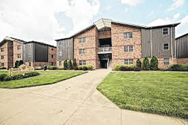 Shawnee State University Campus View Apartments.