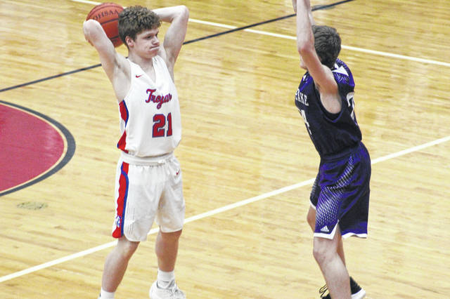 Portsmouth fell to Chespeake 60-31 at home Tuesday night marking this the Trojans sixth straight loss.