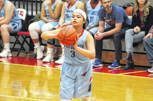 Portsmouth fell to Rock Hill on Thursday in conference play, 49-37.