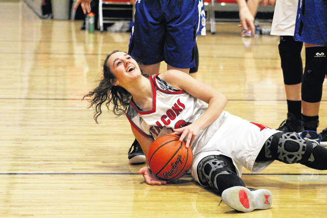 Minford's Caitlyn Puckett has played an imperative role in this year's success.