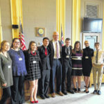 Local Students compete in Mock Trial