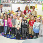 Minford shares kindness with DeWine
