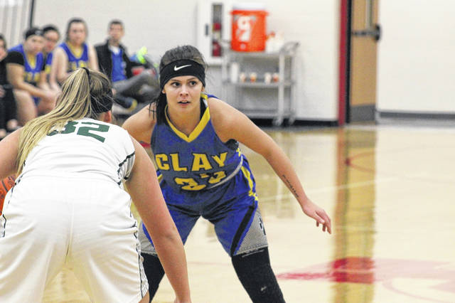 Clay senior point guard Skylar Artis will graduate as Clay's all time leader in assists with more than 439 for her career.