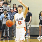 Pirates remain second in AP poll