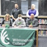Spradlin signs with Wilmington College