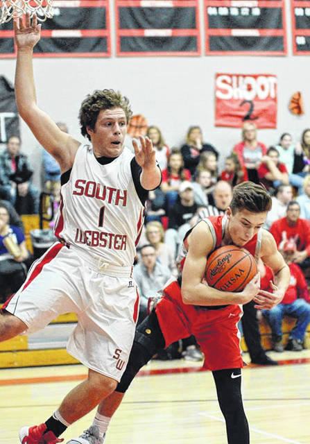 South Webster's Samuel Holstein has been a big part of the Jeeps' success this season.