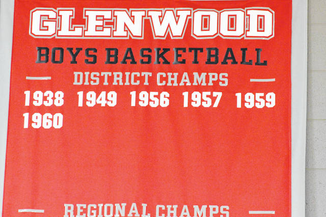 With a win in Athens Thursday, New Boston would be able to add their first district title to this banner since 1960.