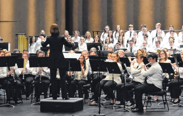 Nearly 200 students will perform during the 77th Annual Scioto County Honors Music Festival at the Vern Riffe Center for the Arts, at Shawnee State University in Portsmouth, Ohio, on March 12.