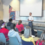 PHS grad talks about experience at West Point