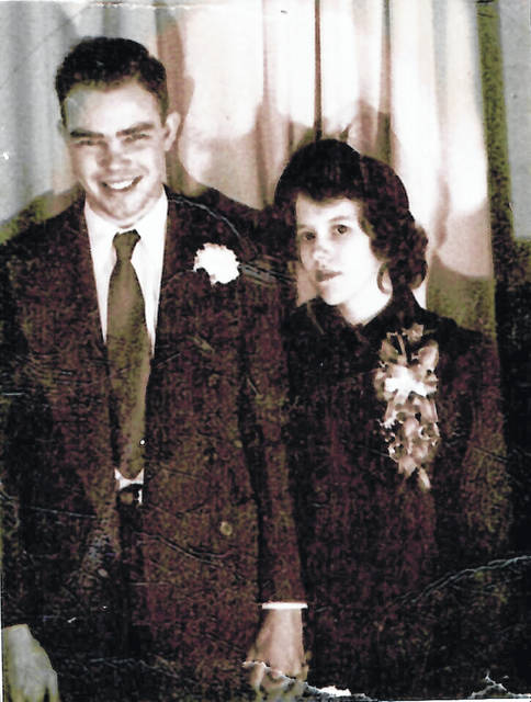 William (Bill) and Mary Martha Questel are celebrating their 70th wedding anniversary on March 7, 2019.