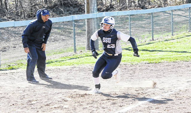 The Shawnee State Bears softball team is 10-1 after their spring break trip to Myrtle Beach, South Carolina.