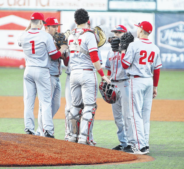 Minford handed Circleville a 10-0 five-inning loss Tuesday night at VA Memorial Stadium.