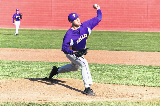 Valley senior Tanner Cunningham struck out 13 Senators in the Indians home win over West Wednesday night.