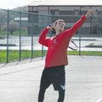 Tuesday tennis results