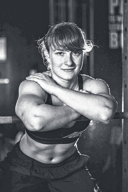 Green senior Hailey Hammond began powerlifting just one year ago, but has quickly become one of the best young female powerlifters in all of Ohio.